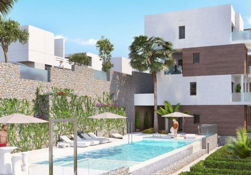 Apartament -  Nouvelle construction - Orihuela Costa - Altos de Campoamor