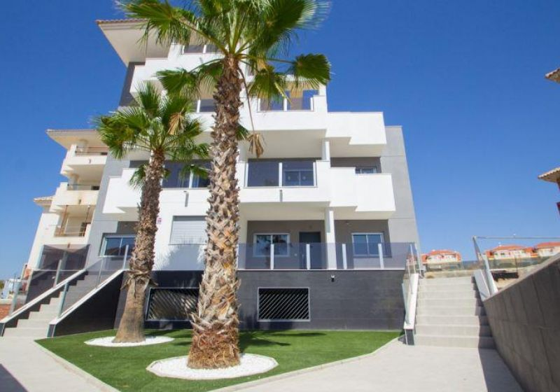 Apartament -  Nouvelle construction - Orihuela Costa - Las Filipinas