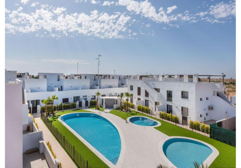 Apartment - New Build - Pilar de la Horadada - EL MOJON - TORRE HOR