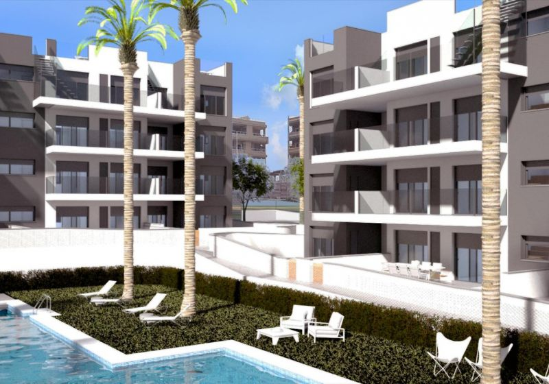 Appartement -  Nouvelle construction - Orihuela Costa - Villamartin