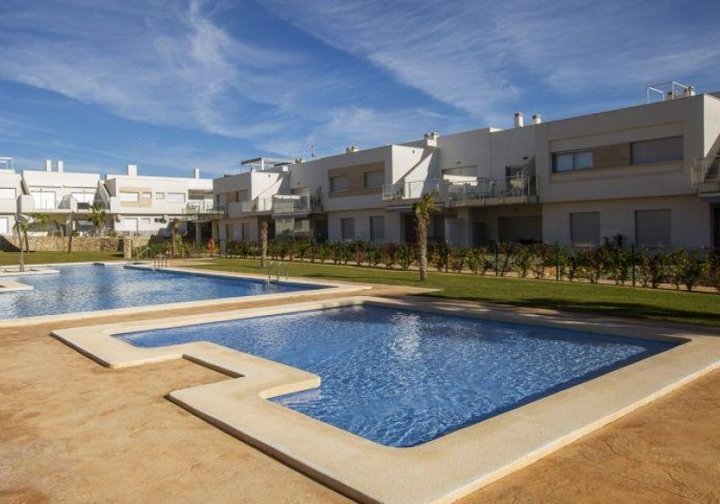 Bungalow -  Nouvelle construction - Orihuela - Vistabella golf