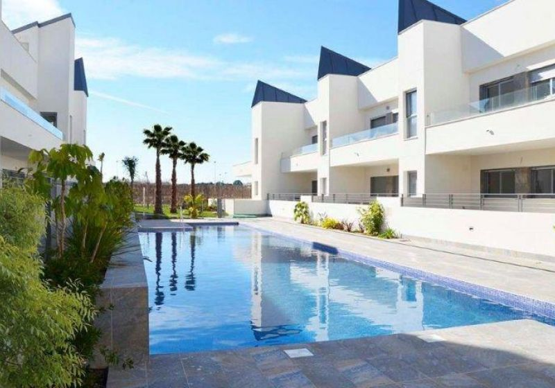 Bungalow  - Nybygg - Torrevieja - Centro