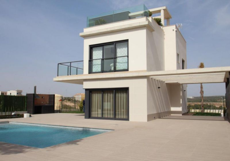 Chalet - New Build - Orihuela Costa - Orihuela Costa