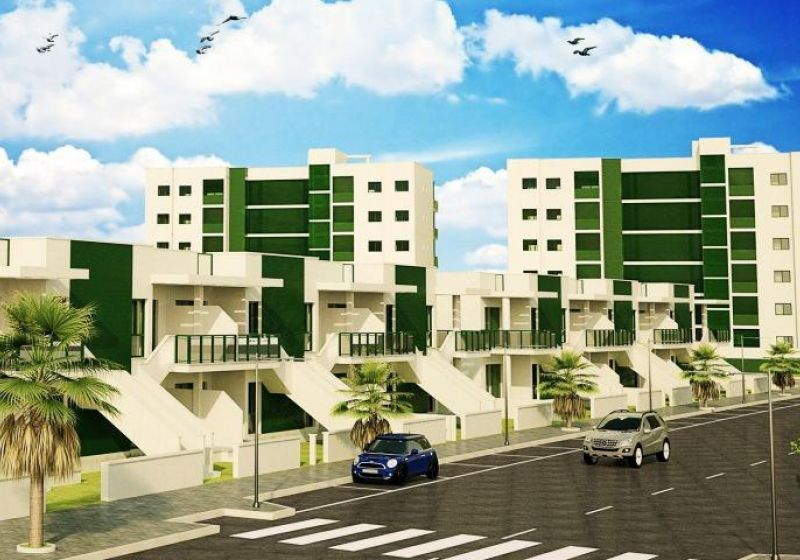Flat - New Build - Pilar de la Horadada - Mil Palmeras