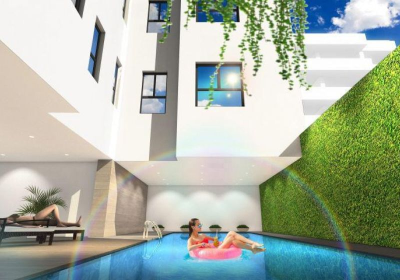 Flat - New Build - Torrevieja - Centro