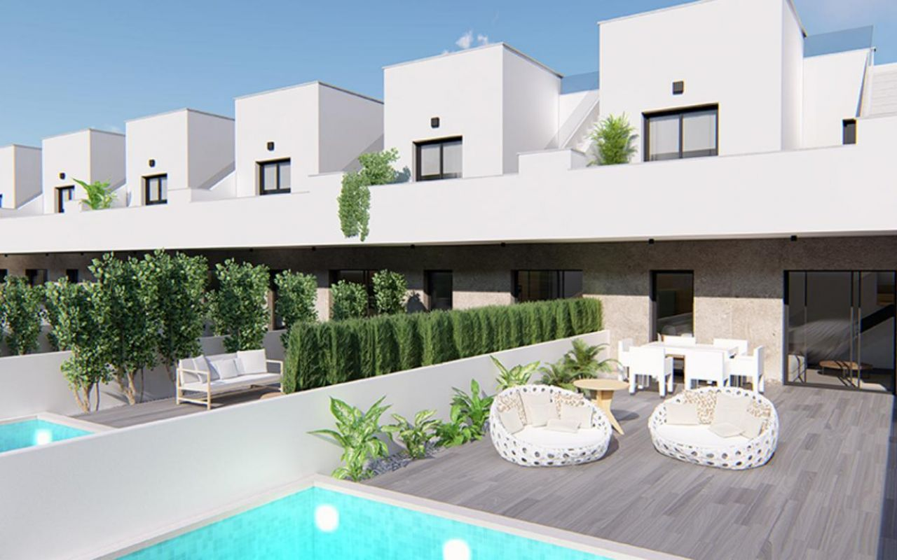 New Build - Two-storey - Pilar de la Horadada