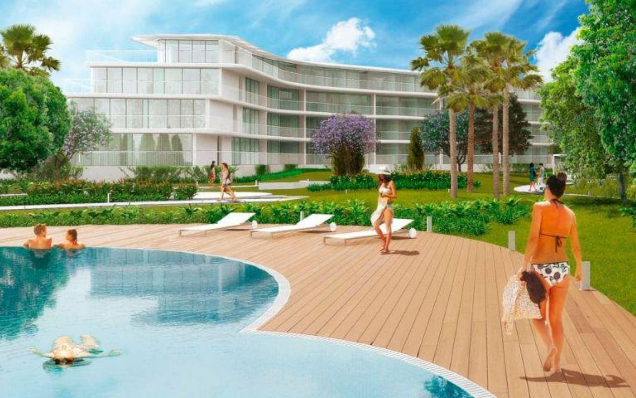 Nouvelle construction - Apartament - Denia - Les deveses