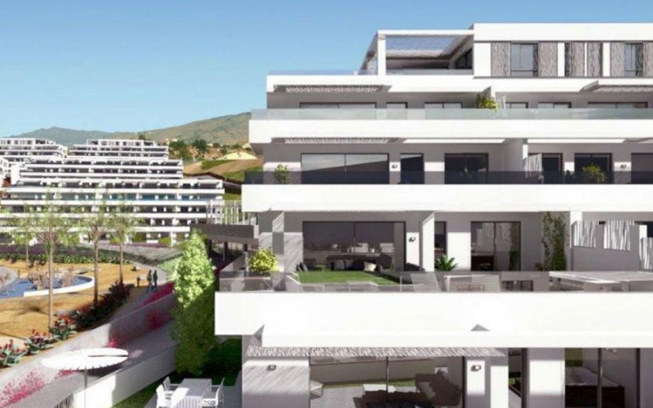 Nouvelle construction - Apartament - Finestrat - BAHIA GOLF