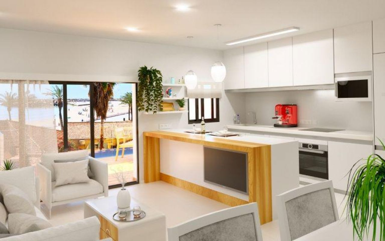 Nouvelle construction - Penthouse - Torrevieja - Playa del cura