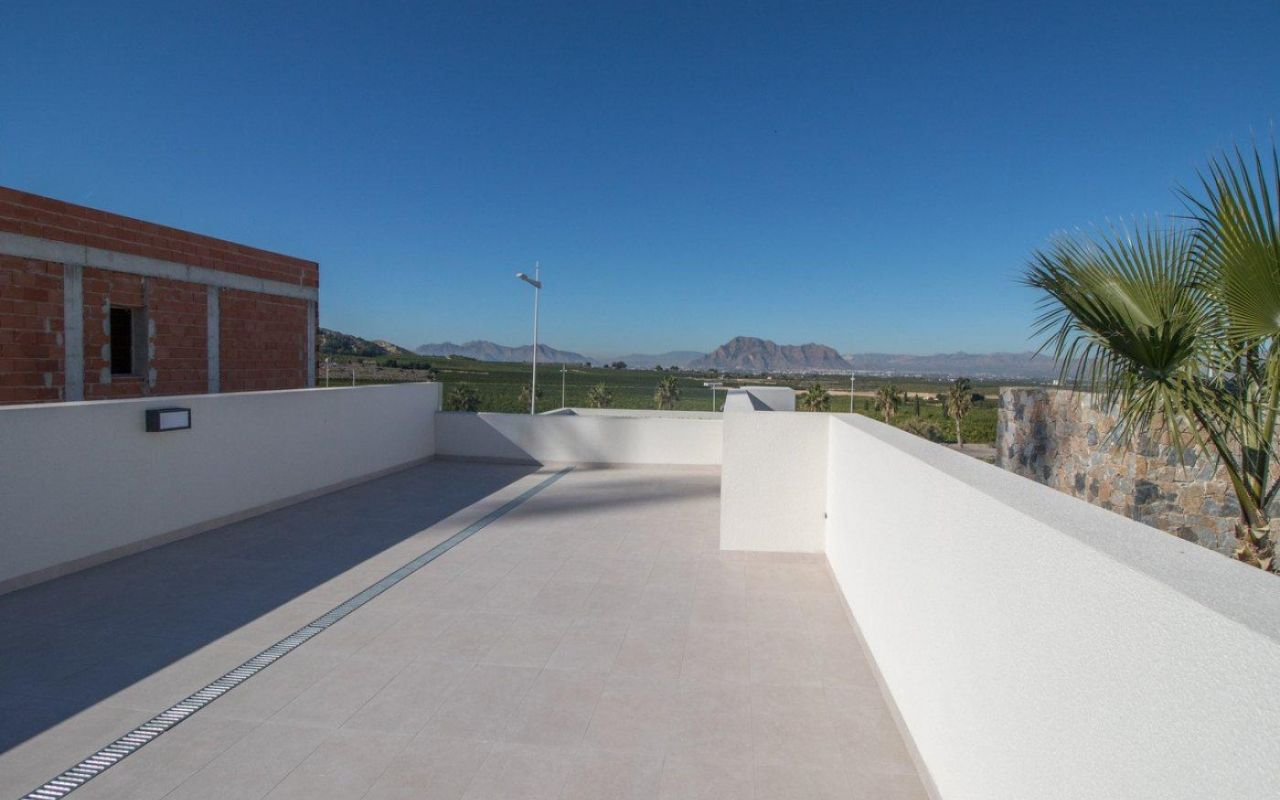Nouvelle construction - Ville  - Algorfa - La Finca Golf Resort