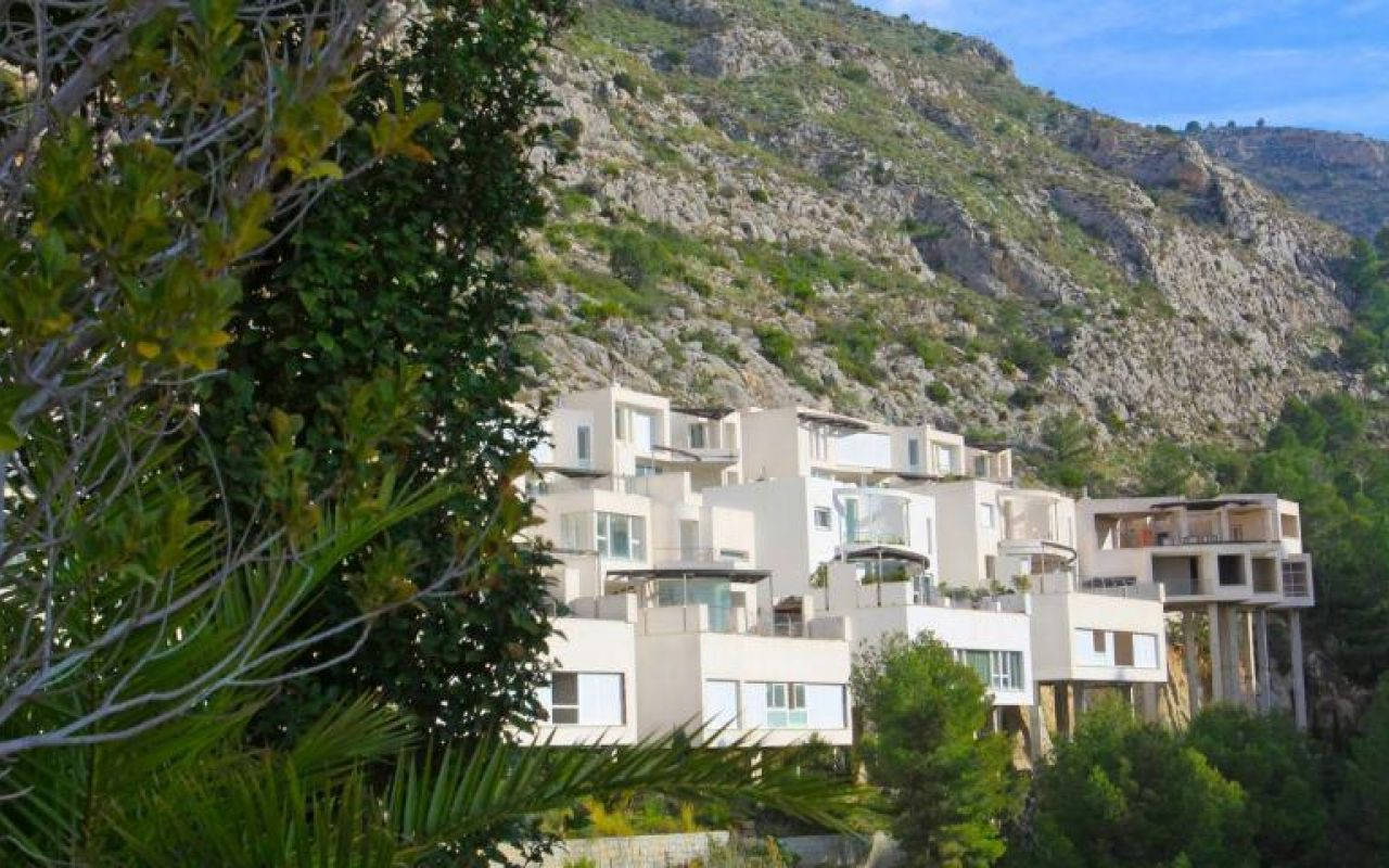 Nouvelle construction - Ville  - Altea - Centro