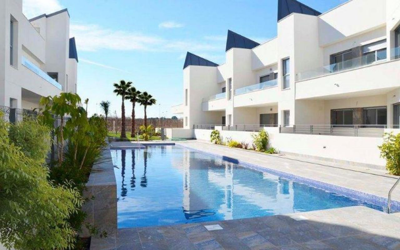 Nybygg - Bungalow  - Torrevieja - Centro