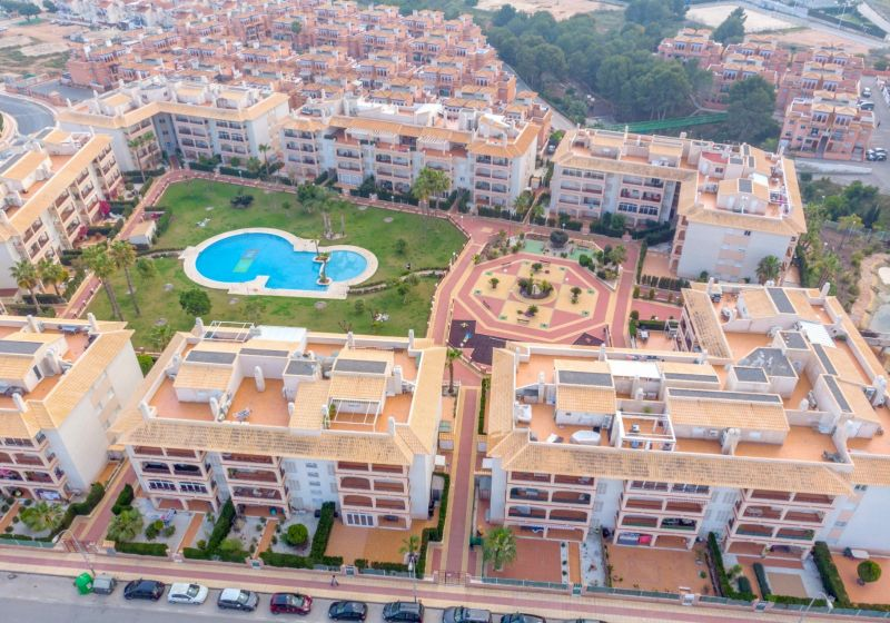 Penthouse over to plan - Bruktbolig - Orihuela Costa - Playa Flamenca