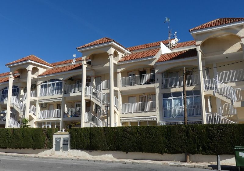 Penthouse over to plan - Bruktbolig - Torrevieja - San luis