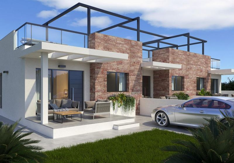 Terraced house - New Build - Pilar de la Horadada - Mil Palmeras