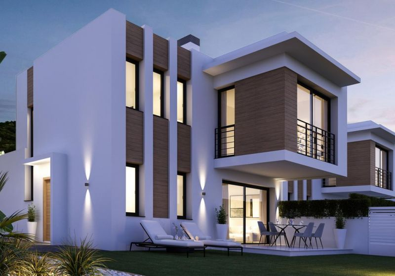 Villa - New Build - Denia - Tossal Gros