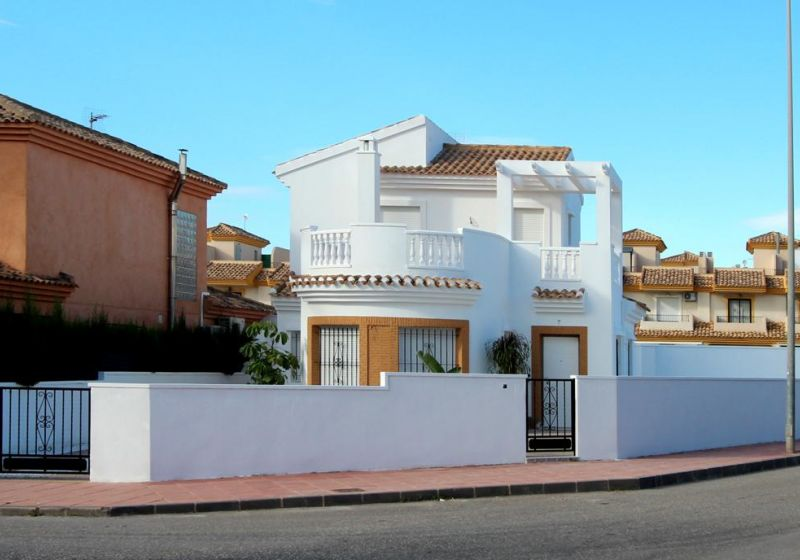 Villa - New Build - Santiago de la ribera - San blas