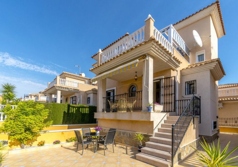 Ville independent - Vente - Orihuela Costa - Los Altos