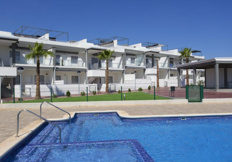 Appartement -  Nouvelle construction - Orihuela Costa - Las Mimosas
