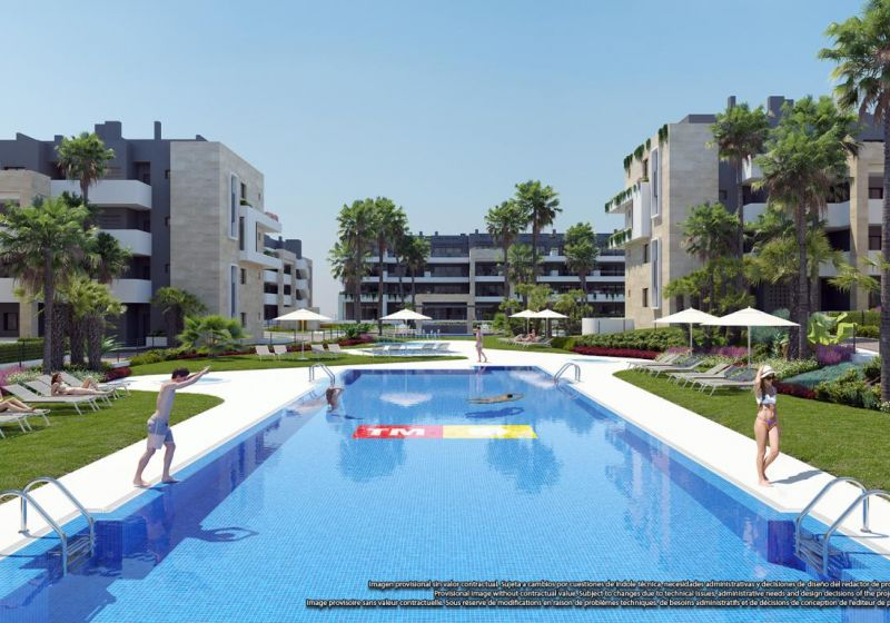 Apartment - New Build - Orihuela Costa - Playa Flamenca