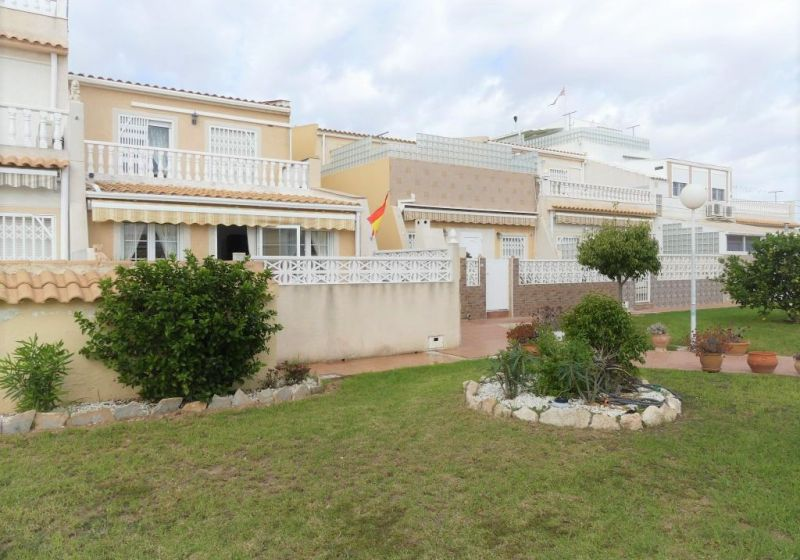 Townhouse - Resale - Orihuela Costa - Las Mimosas