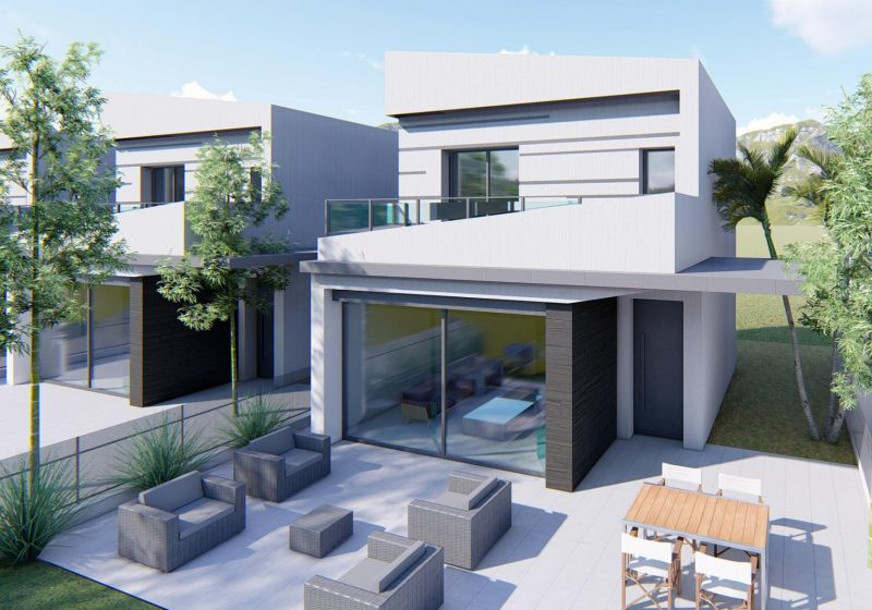 Villa - New Build - Benijofar - surroundings